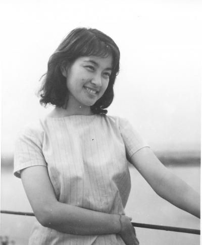 年轻时的刘晓庆